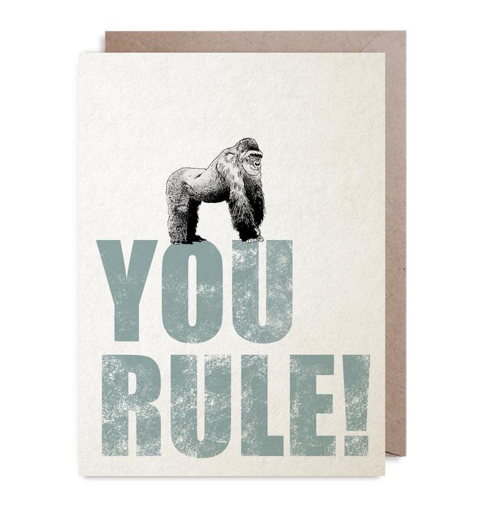Kort - You Rule