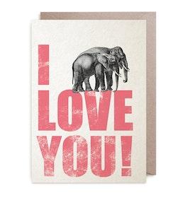 Kort - I Love You