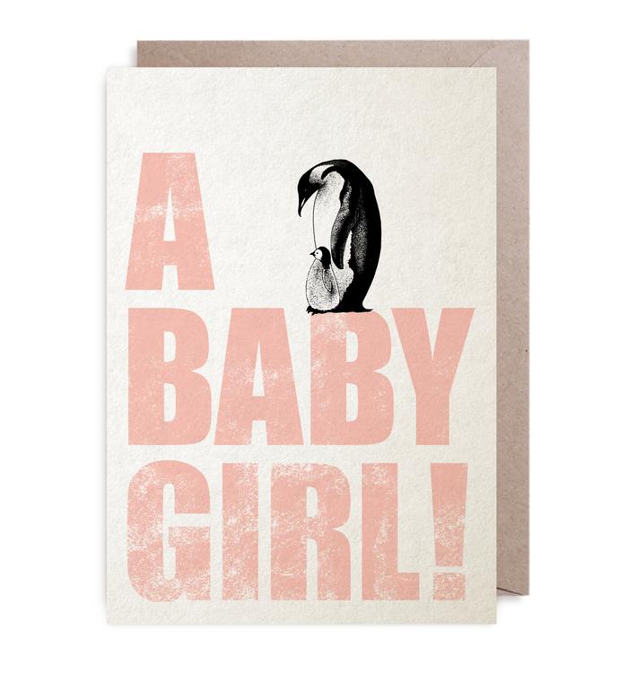 Kort - Baby Girl