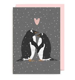 Kort - Rustik Penguins