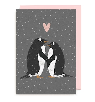 Kort - Rustik Penguins