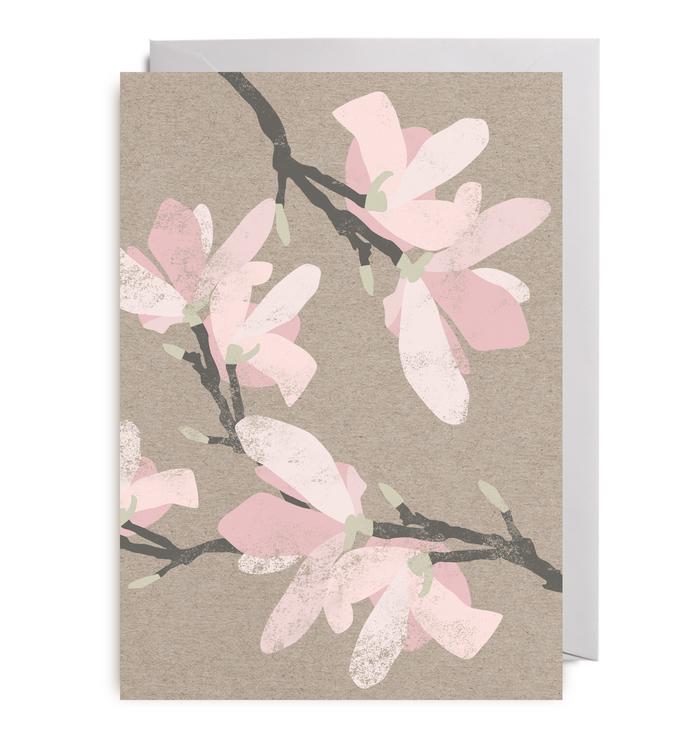 Kort - Magnolia