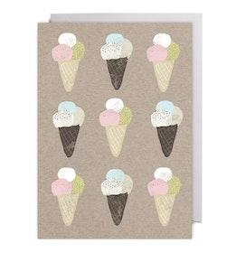 Kort - Ice Creams