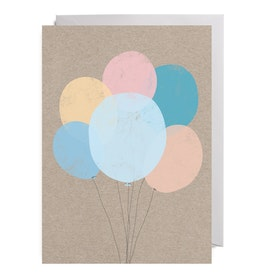 Kort - Party Balloons