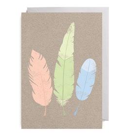 Kort - Feathers