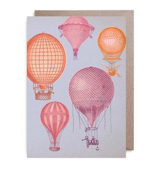 Kort - Bright Balloons
