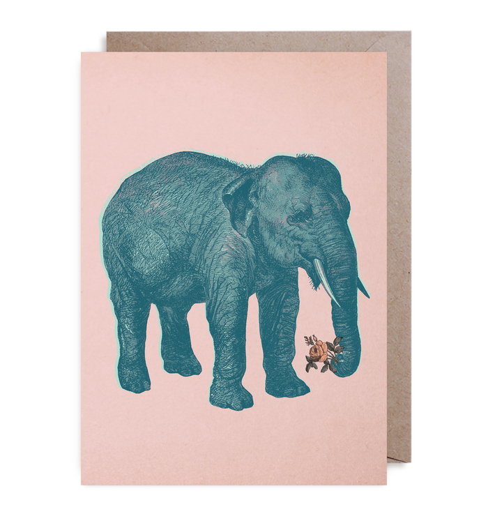 Kort - Elephant