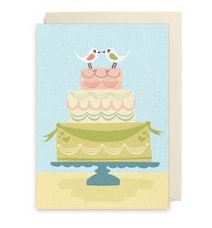 Kort - Wedding Cake