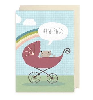 Kort - New Baby