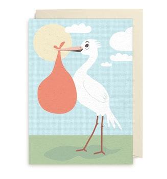 Kort - Stork