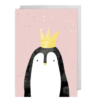 Kort - Party Animals  Penguin
