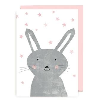 Kort - Party Animals  Rabbit