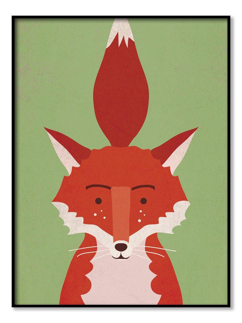 Poster - Räv