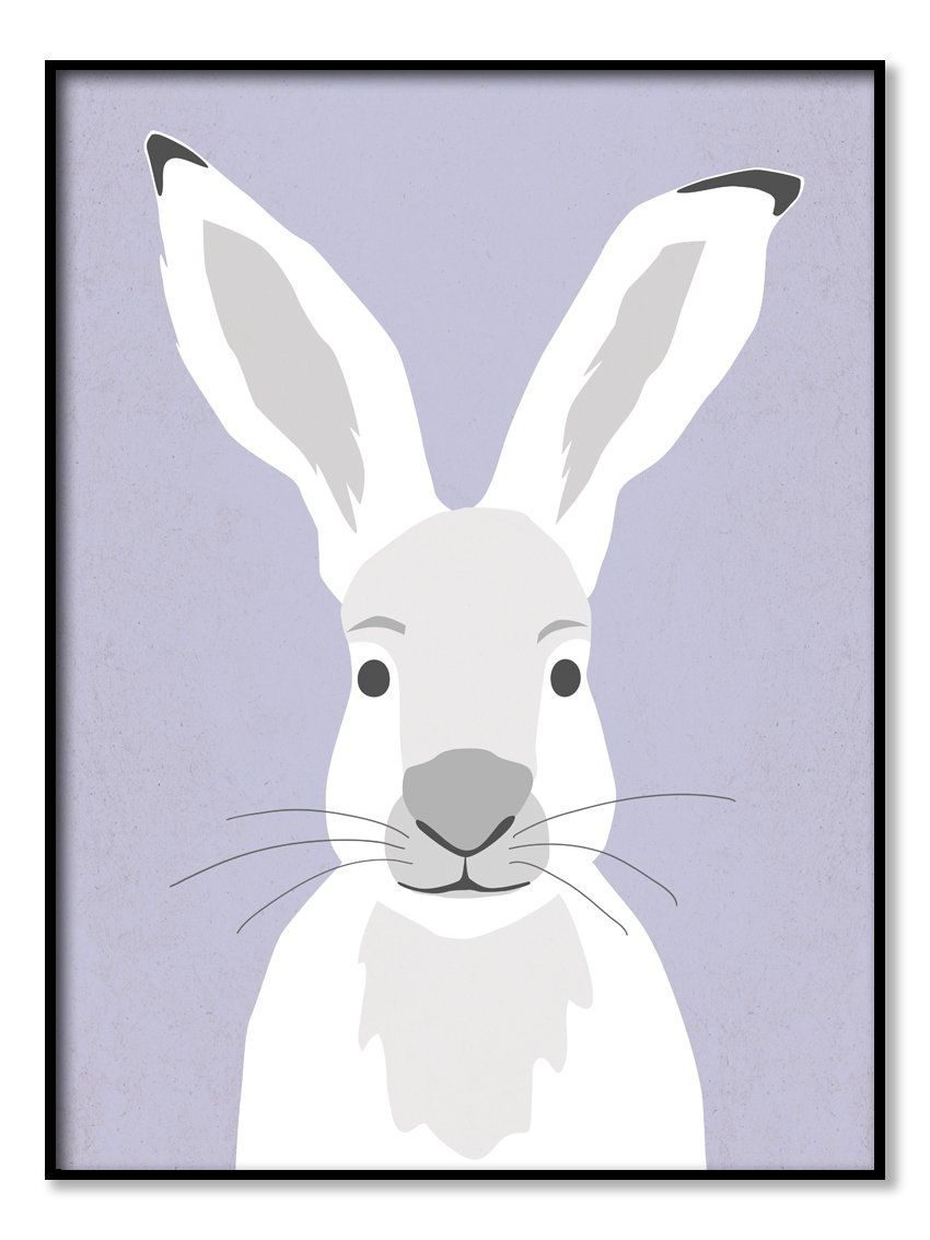 Poster - Hare