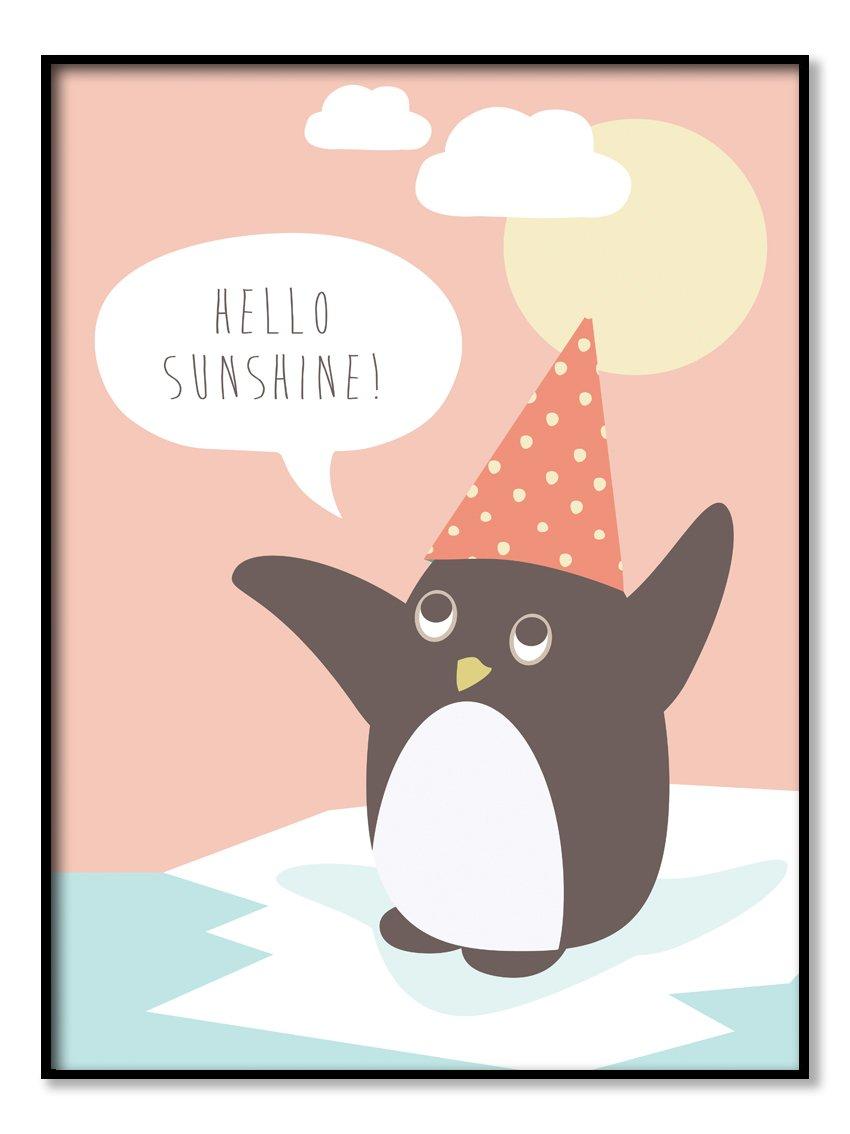 Poster - Penguin