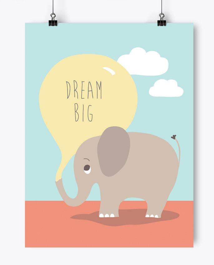 Poster - Dream Big