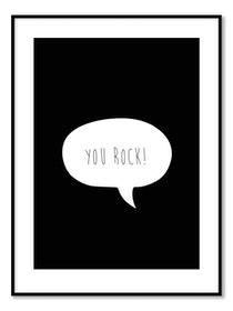 Poster - You Rock!
