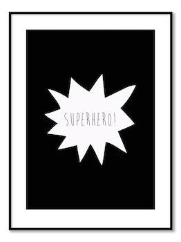 Poster - Superhero!