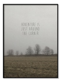 Poster - Adventure