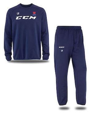 CCM Locker Room Suit, jr