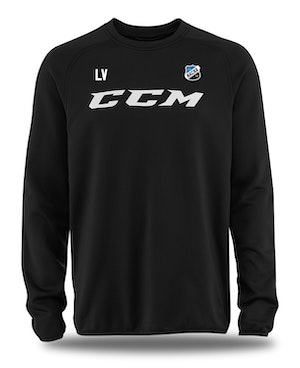CCM Locker Room Jacket,  Jr Nacka HK