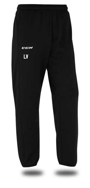 CCM Locker Room Pants, Jr Nacka HK