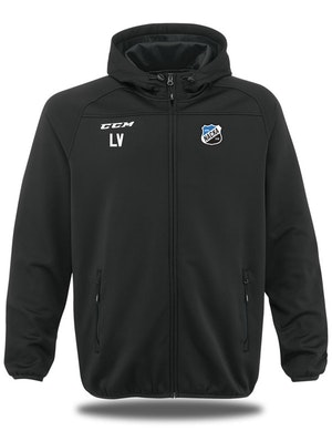 CCM Full-zip Hood, Jr Nacka HK