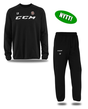 CCM Locker Room Suit, Jr HIK