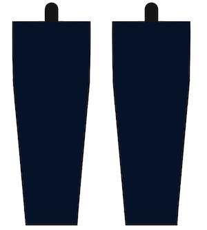Träningsdamasker navy