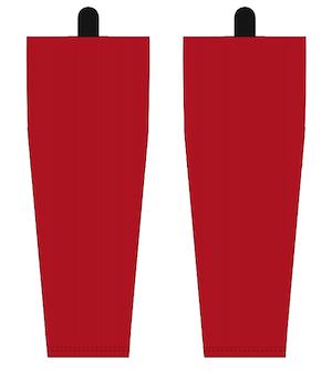 Träningsdamasker red