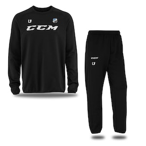 CCM Locker Room Suit, Sr Nacka HK