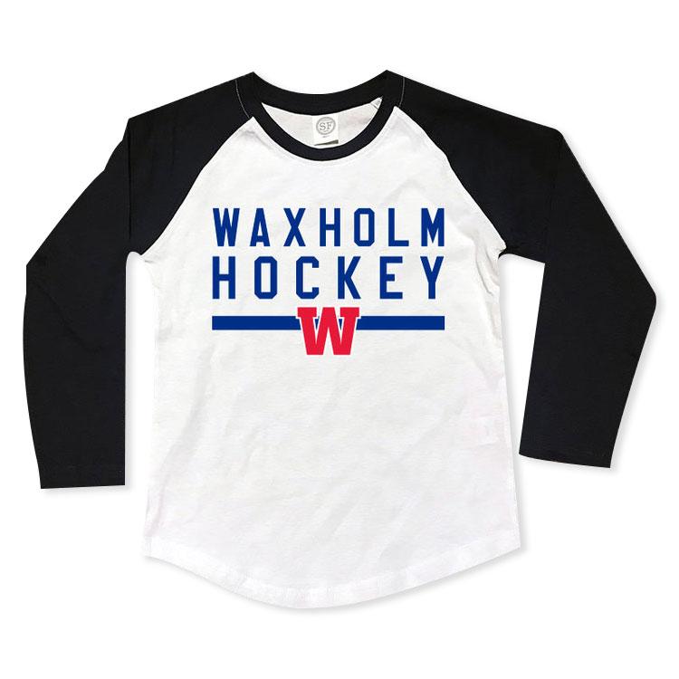 Waxholm baseball tee, jr