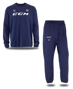 CCM Locker Room Suit, Jr