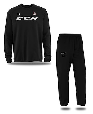 CCM Locker Room Suit, Jr -THC