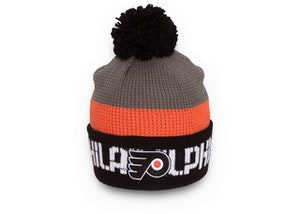 Flyers Cuffed Pom Knit