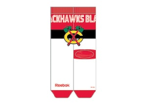 Reebok Team Name Crew Sock, Chicago