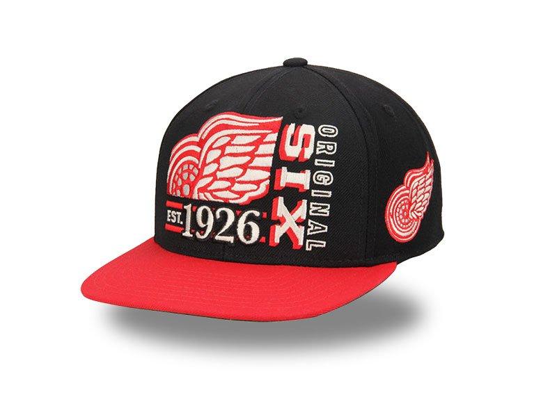 CCM Orginal 6 Snapback Detroit Red Wings
