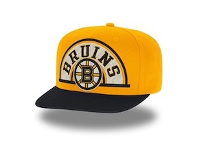 Reebok, Arched Snapback Boston Bruins