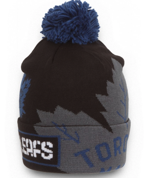 Toronto Maple Leafs Oversized Cuff Pom