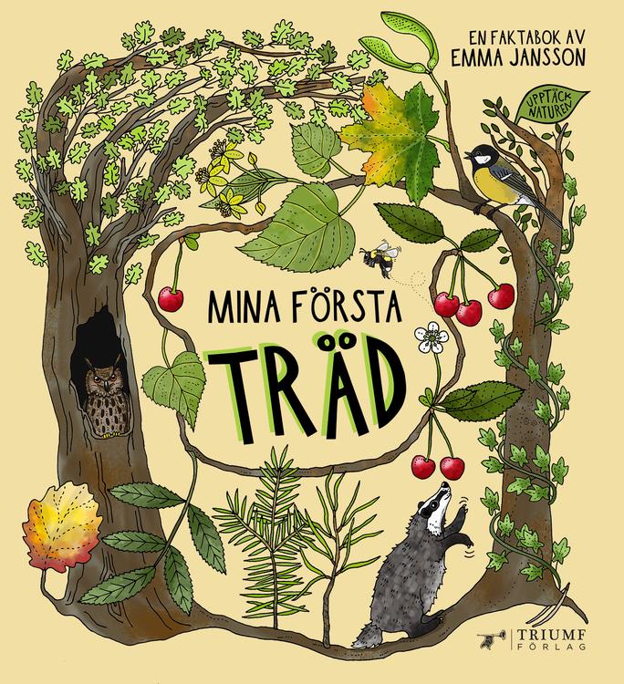 """""""Mina första träd"""" av Emma Jansson"""