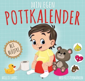 """""""Mina egen pottkalender"""" av Millis Sarri"""