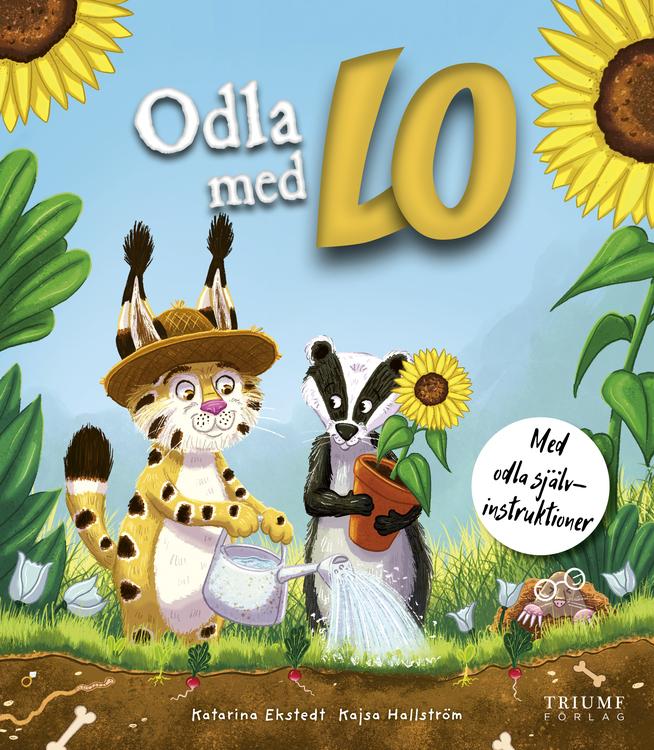 """""""Odla med Lo"""" av Katarina Ekstedt"""