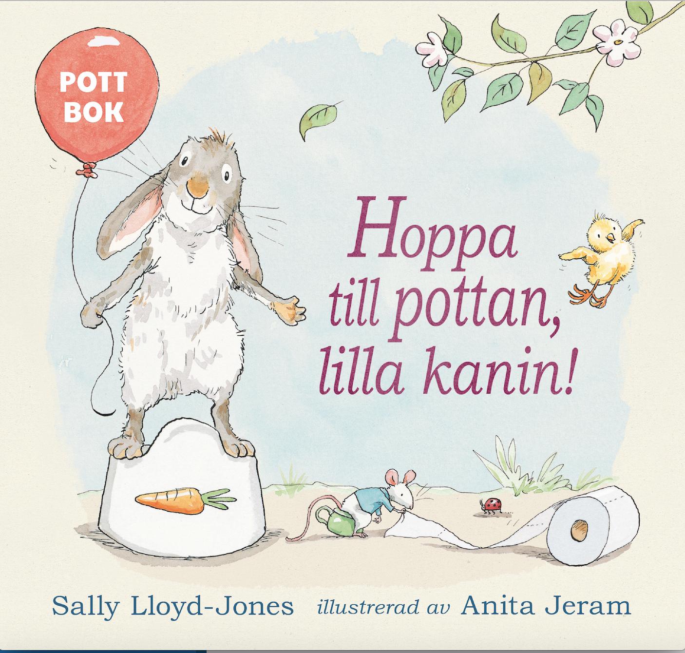 Hoppa till pottan, lilla kanin! av Sally Lloyd-Jones
