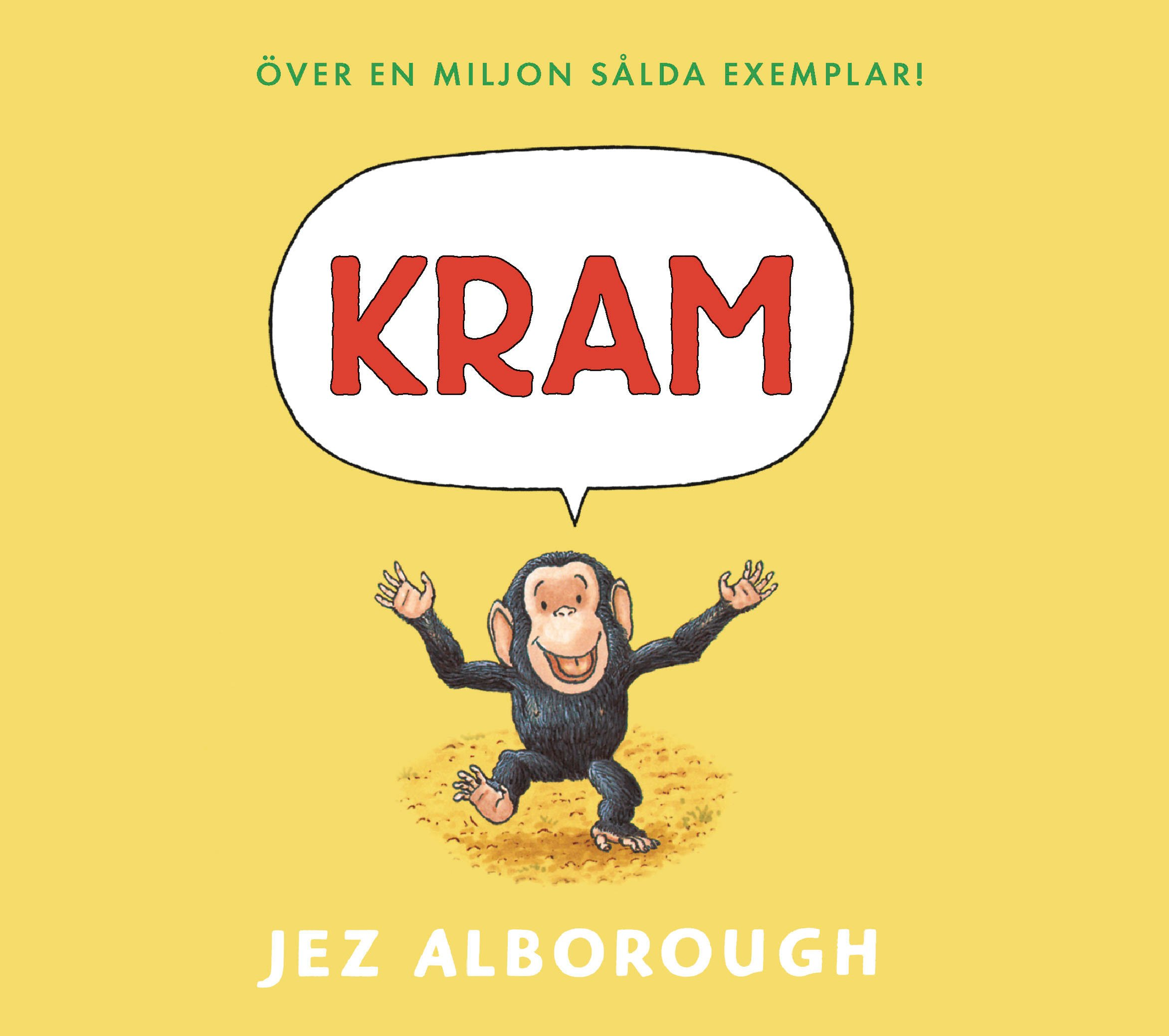 KRAM av Jez Alborough