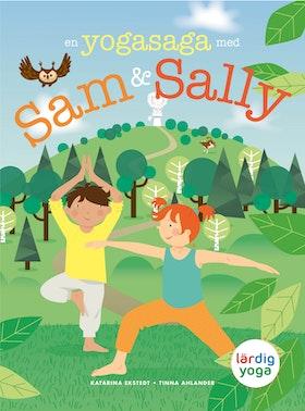 En yogasaga med Sam och Sally av Katarina Ekstedt