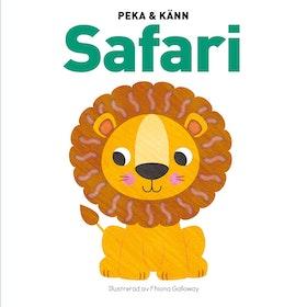 Peka & Känn Safari av Fhiona Galloway