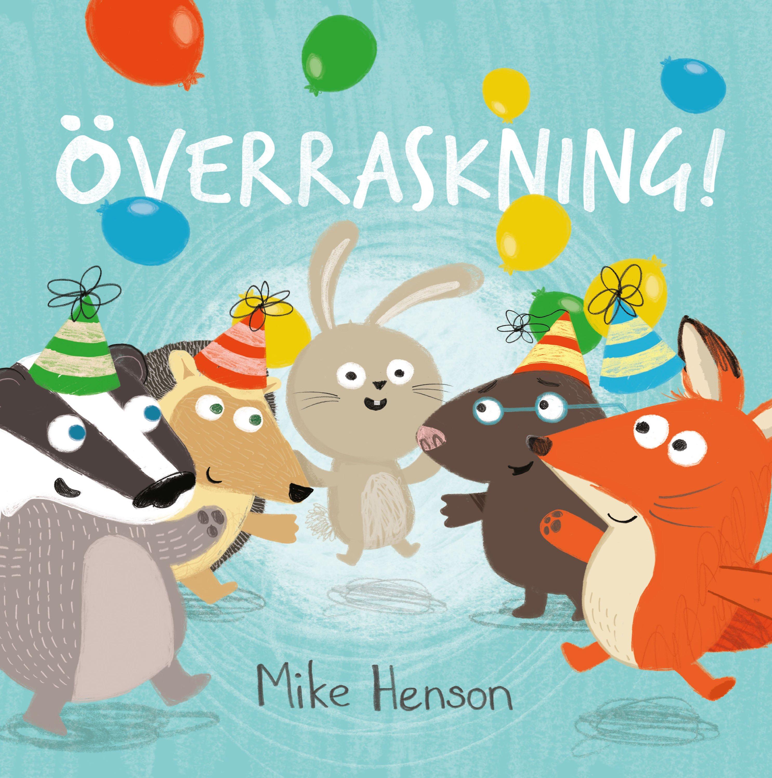 ÖVERRASKNING av Mike Henson