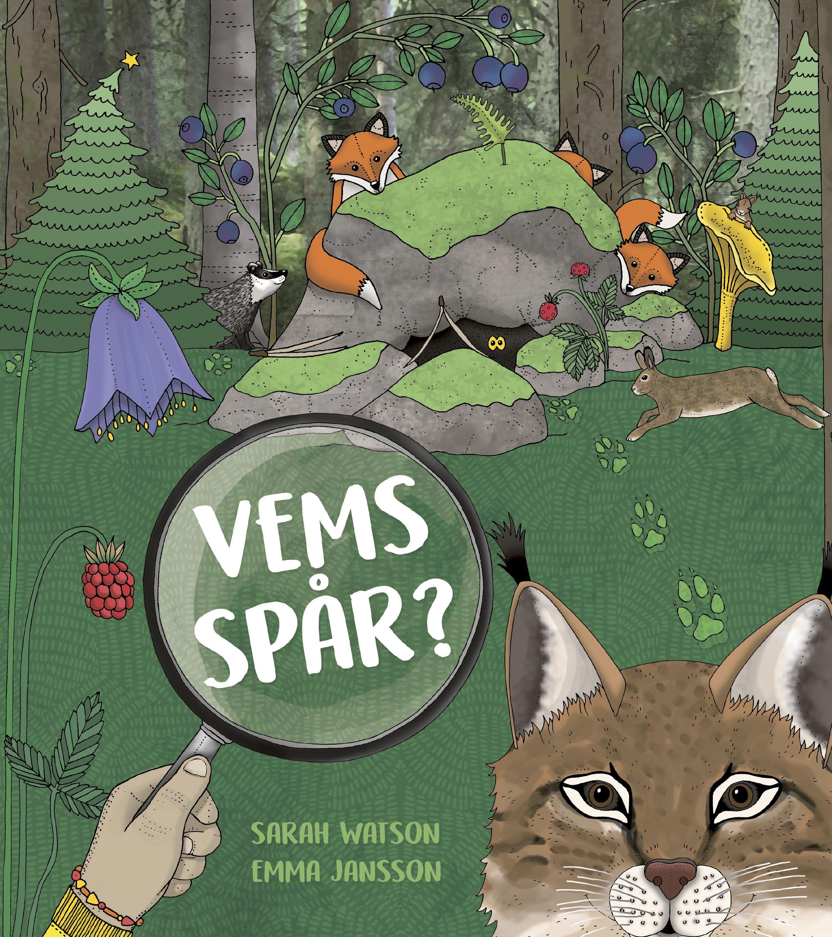 Vems spår? av Sarah Watson & Emma Jansson