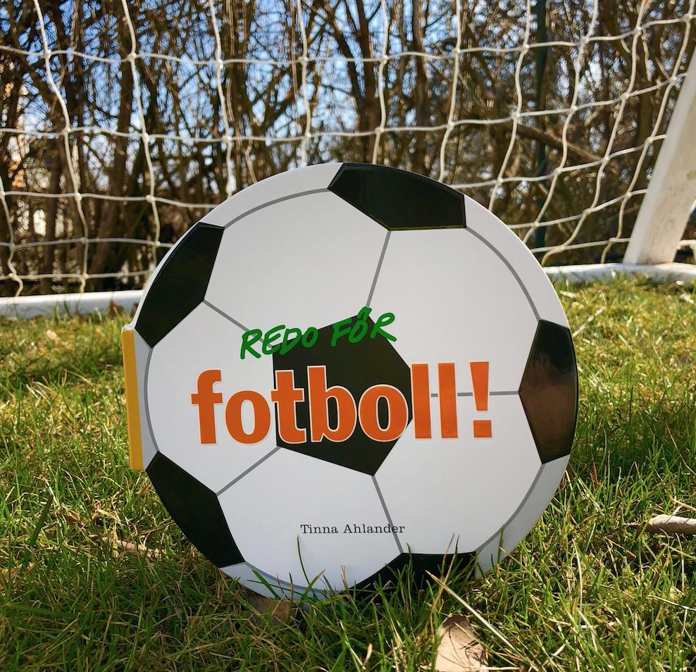 Redo för fotboll! av Tinna Ahlander