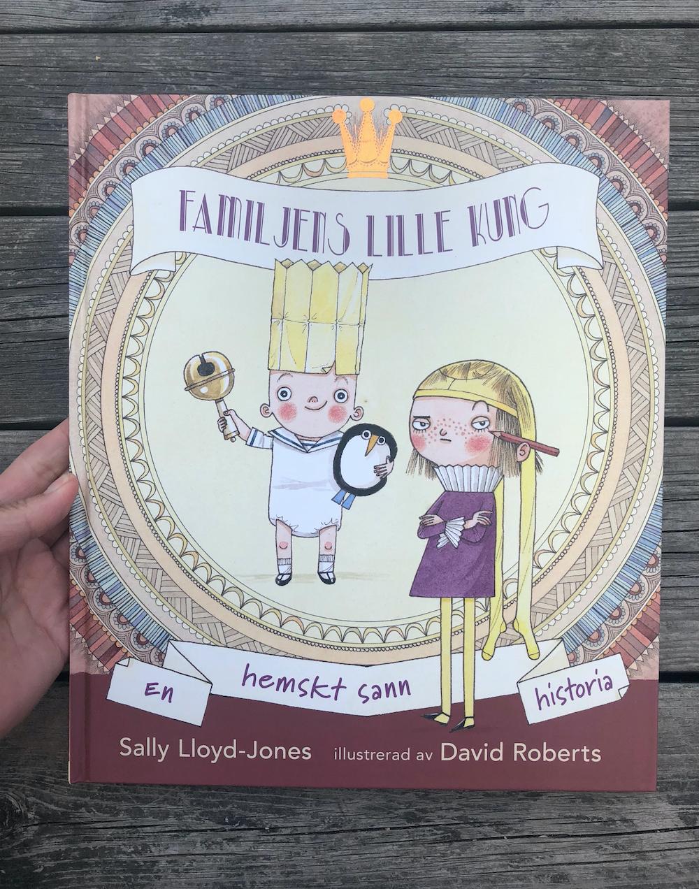 Familjens lille kung! av Sally Lloyd Jones